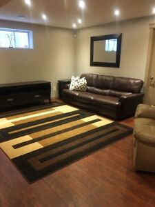 Fully Furnished basement