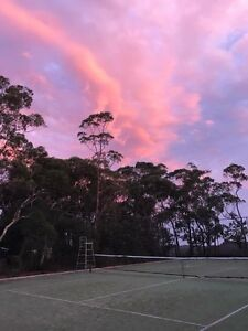 Rent 4 bedroom house with a tennis court and indoor spa Wentworth Falls Blue Mountains Preview