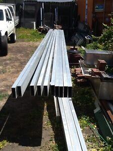 Beams Aluminium Rectangular New Hobart CBD Hobart City Preview