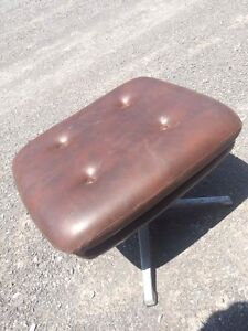 Ottoman foot stool or low seat