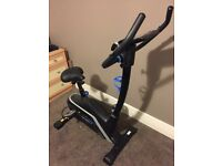 Roger Black Gold Magnetic Exercise Bike - Barely Used