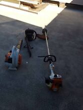 Still blower, edger & chainsaw 20 inch Old Guildford Fairfield Area Preview