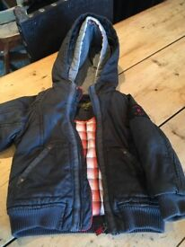BAKER BOY THICK WINTER COAT BY TED BAKER