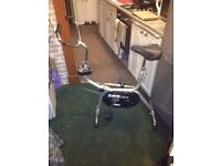 BH 565 Dual Action Exercise Bike