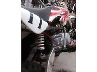 Stomp 125cc sale or swap??