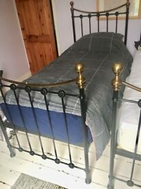Stunning Victoria Cast Iron Beds