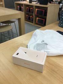 Apple iPhone 8plus 64gb unlocked