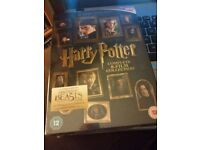 Sealed Harry Potter - Complete 8-Film Collection (2016 Edition) [16 DVDs + UV Copy]