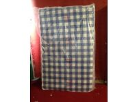 brand new 4ft small double budget mattress