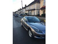 Mazda rx8 Automatic Only 43000 miles 12 Months mot