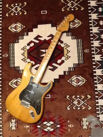 Fender Stratocaster electric guitar mexican