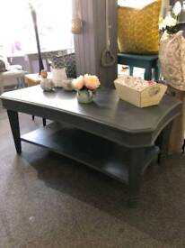 Beautiful large coffee table