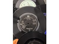 Job Lot Collection of ex Jukebox 45's - mainly from the 60's
