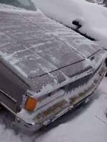 1983 Pontiac Parisienne Brougham $1500 OBO