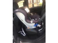 Britax max way car seat
