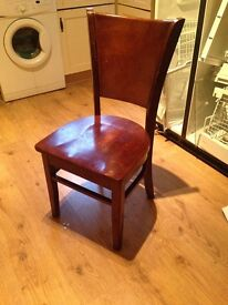 Wooden Chair - 25 Available - Excellent Condition