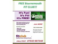 Bournemouth Fit Club (Free)