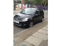2006 FIESTA 1.2 5DR ONLY 57,000 MILES 1YR MOT FACELIFT MODEL BEAUTIFUL CAR DRIVES LIKE NEW
