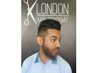 FREE MALE HAIRCUTS, COLOURS & BEARD TRIMS IN SHOREDITCH!!