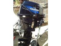 Tohatsu Outboard 15hp