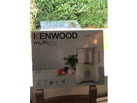 Brand New KENWOOD food processor 800W 2.1L