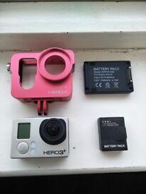 GoPro Hro3+ Black