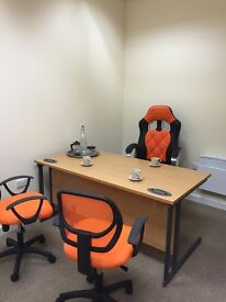 Meeting Rooms/Office Space Shrewsbury For An Hour/Half Day/Full Day