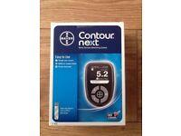 Contour Next Blood Glucose Monitoring System Kit
