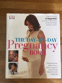 Pregnancy book - day by day