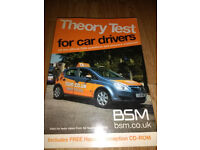 BSM Theory book and hazard CD