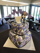 Wedding cakes birthday cakes kids gluten free trscakes Arana Hills Brisbane North West Preview