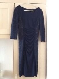 Navy Blue Phase Eight Dress