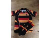 Kirkby Lonsdale RUFC Youth Playing Shirt and Socks