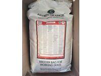 Unopened bag of Arden Grange dry dog food. 15kg