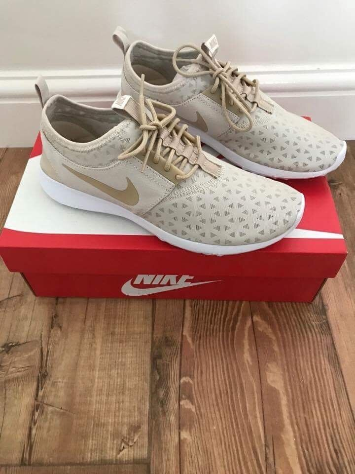 BRAND NEW NIKE JUVENATE TRAINERS SIZE 6in Midsomer Norton, SomersetGumtree - BRAND NEW NIKE JUVENATE TRAINERS SIZE 6 Perfect for the gym and running!!! Brand new never worn Very light
