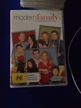 Modern family DVDs 1-6 Kilmore Mitchell Area Preview