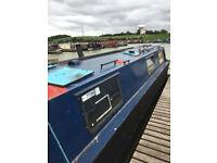 30' Springer Narrowboat Project