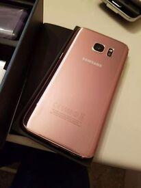 Samsung Galaxy S7 32GB - Pink Gold Unlocked Smartphone