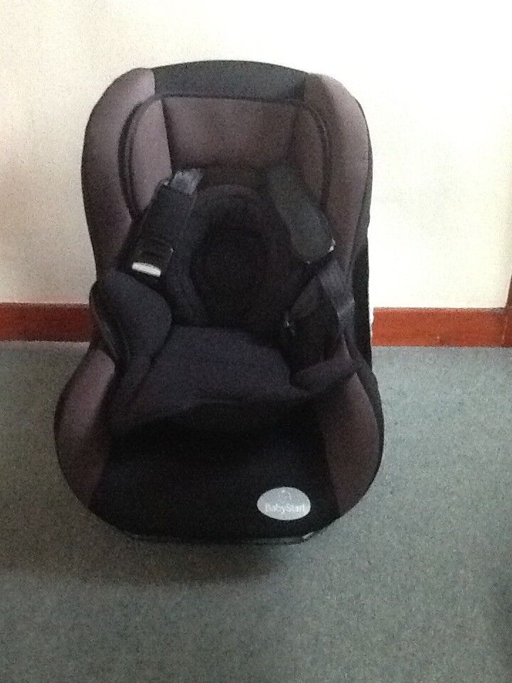 Car seat suitable up to 2yrs
