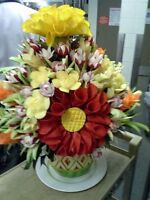 Vegetables and Fruit Carving
