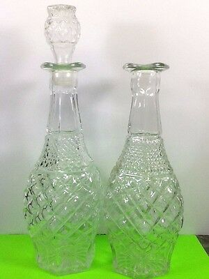 Графин VintageDecanter EAPC Glass Liquor Bottle