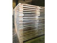 Pine wood planks/boards for Euro pallets, 1200mm/98mm/22mm and 1200mm/143mm/22mm. Can deliver.