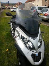 Piaggio MP3 500 Lt Sport Scooter Motorbike in excellent condition
