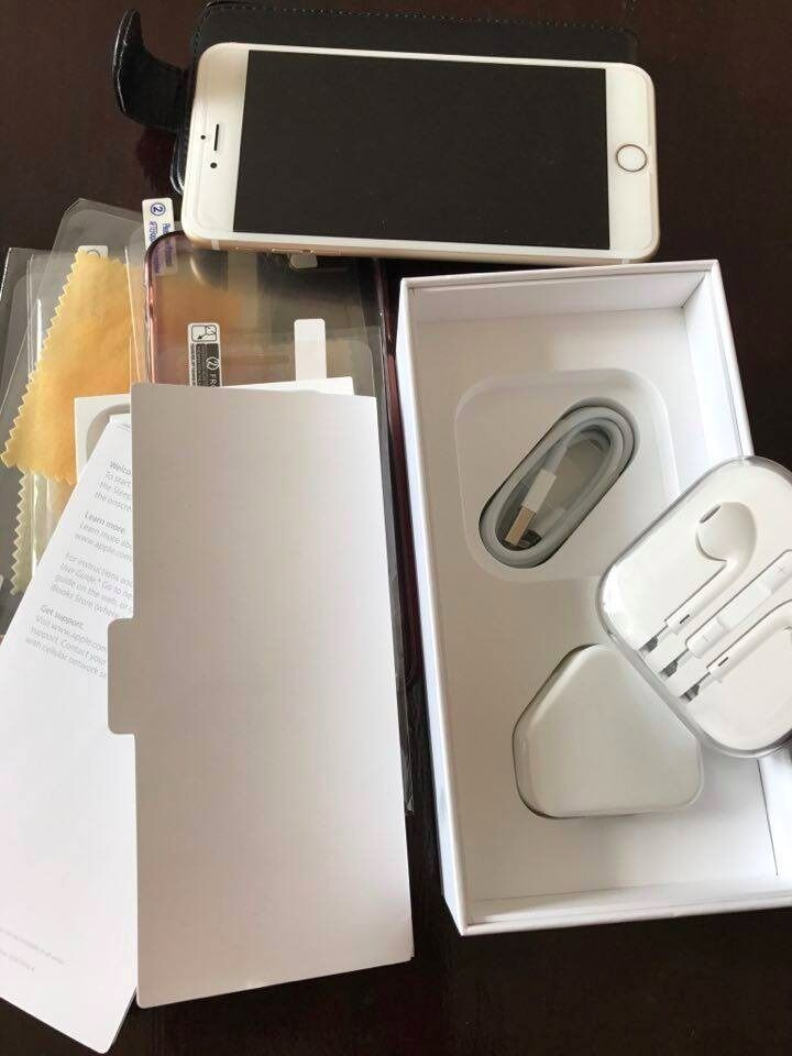 IPHONE 6S PLUS GOLD 128GB UNLOCKEDin Leicester, LeicestershireGumtree - iPhone 6S Plus Gold 128GB UNLOCKED Boxed with all NEW accessories Iphone 6S Plus 128gb Gold UNLOCKED Box Headphones Unused 3 Pin Plug Unused USB Cable Unused Screen Protector Unused Pin Leather Case £ 465 OR NEAR THE OFFER Please text or call me if...