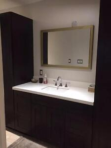 KITCHEN CABINET DESIGN AND INSTALLATION- Countertop and Vanity
