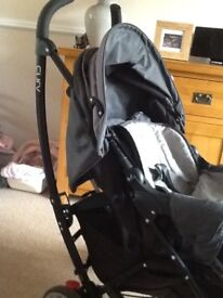 Mothercare curve complete travel system