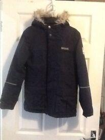 Boys coat/jacket Regatta 11/12 year old
