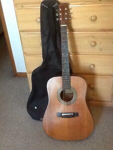 Alvarez acoustic guitar. Estimate 50 years old plus Lambton Newcastle Area Preview