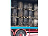 Barrel, Oak Whisky barrel