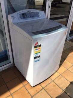 LG 10kg washer 3 Months Warranty